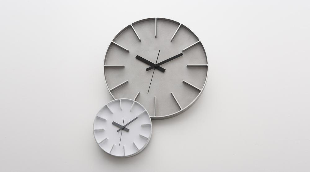 Edge Clock / Lemnos 看板