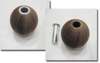 フラワーベース (Melon vase)