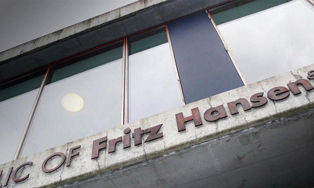 フリッツ・ハンセン社本社