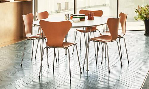 スーパー楕円テーブル