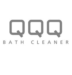 QQQ バスクリーナー ロゴ