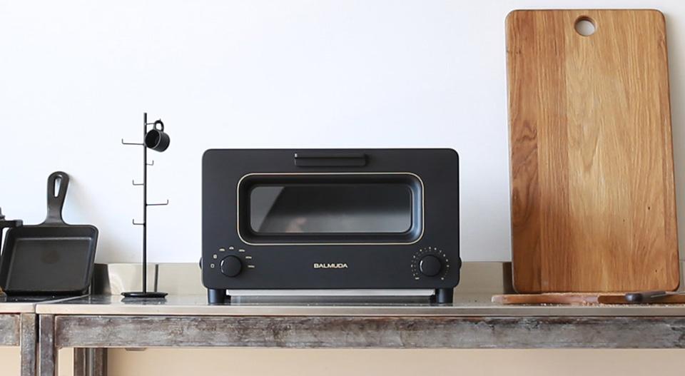 BALMUDA The Toaster (バルミューダ ザ・トースター) / ブラック