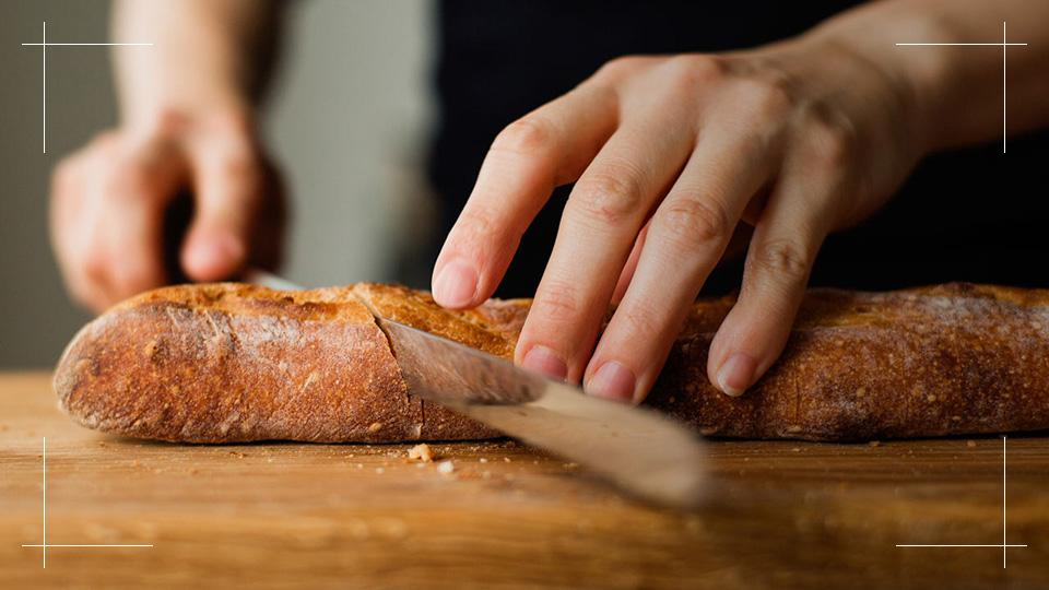 BALMUDA The Toaster (バルミューダ ザ・トースター) / 三ツ星のバゲット