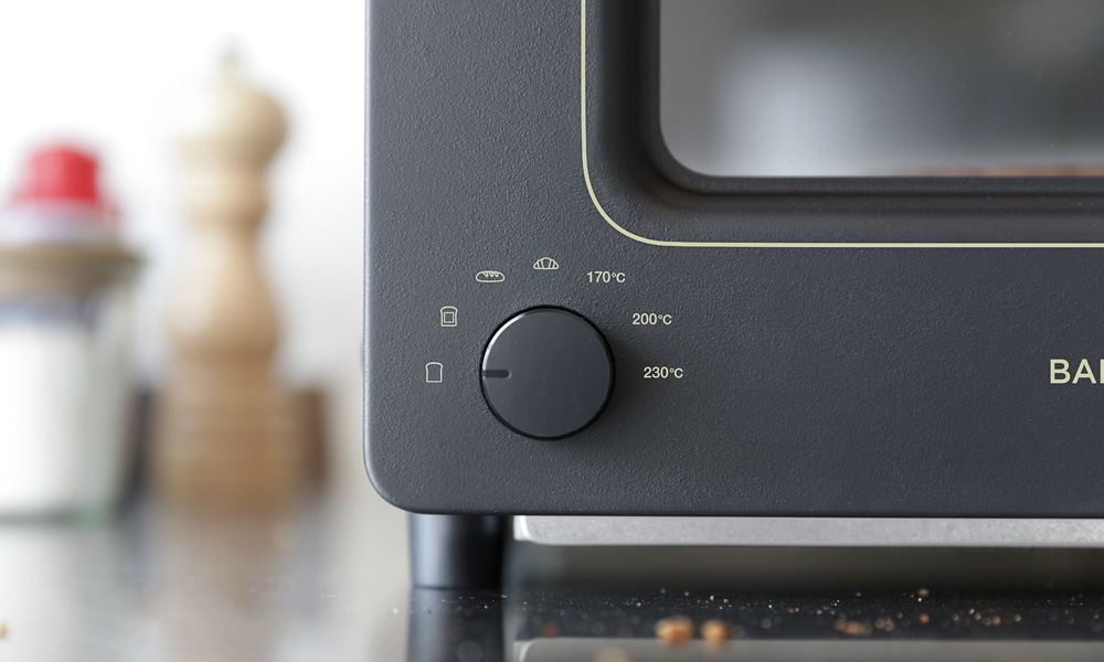 BALMUDA The Toaster (バルミューダ ザ・トースター) / 5つのモード