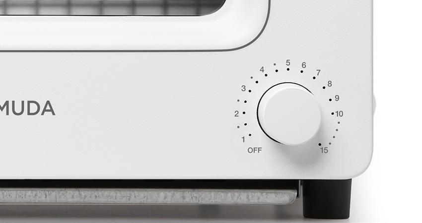 BALMUDA The Toaster (バルミューダ ザ・トースター) / ディティール