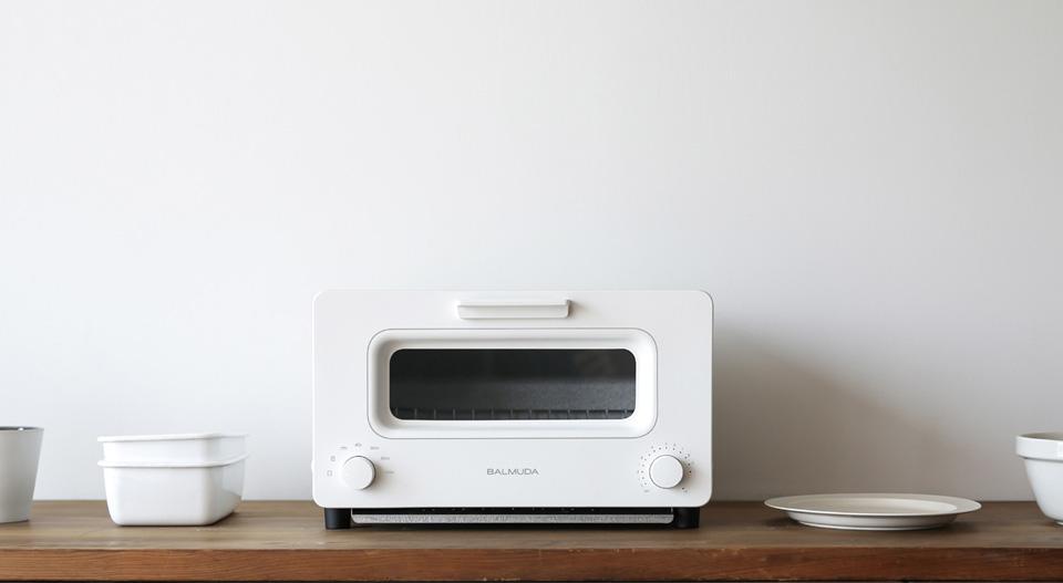 BALMUDA The Toaster (バルミューダ ザ・トースター) / ホワイト