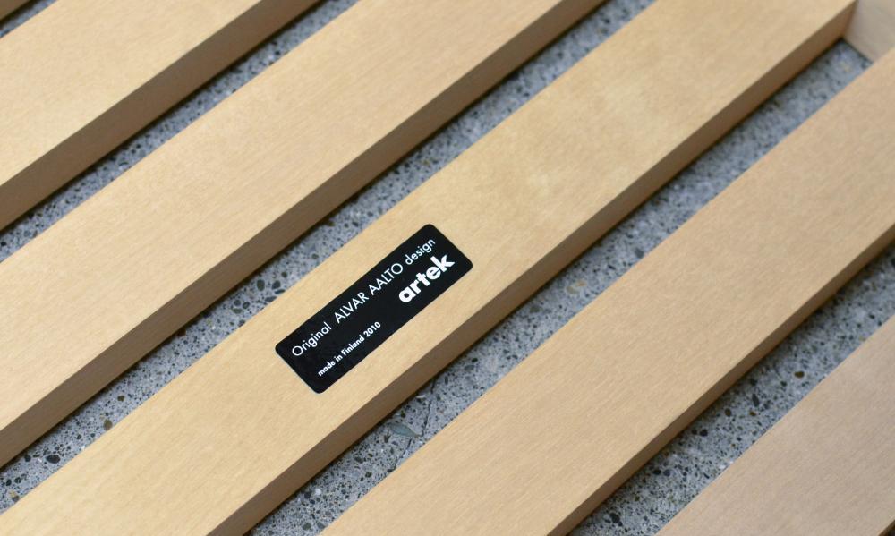 artek bench