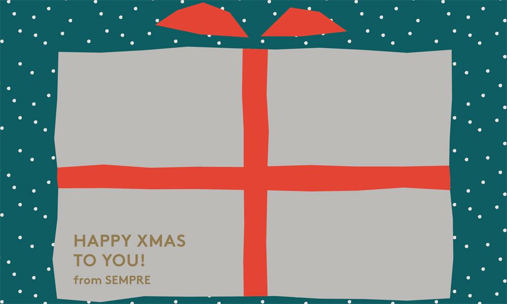【店舗限定】クリスマスプレゼントキャンペーン