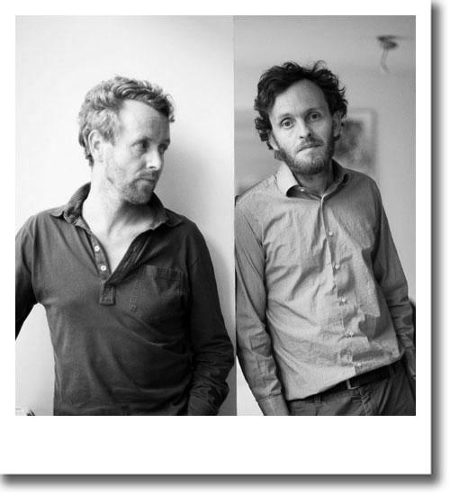 Ronan & Erwan Bouroullec  (ロナン & エルワン・ブルレック)
