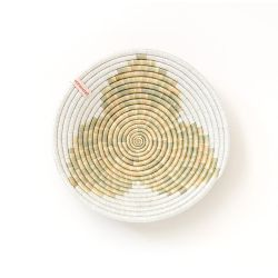 【アウトレット】 ウォールハンギング & ボウルS リサイクルホワイト / Maua