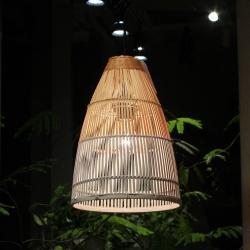 【アウトレット】バンブーハンギングランプ / P9081 (Duc Phong)