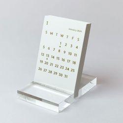 カレンダー2020 CLARA / ホワイト