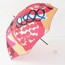 長傘 / トリ レッド