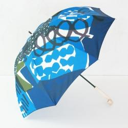長傘 / トリ ブルー