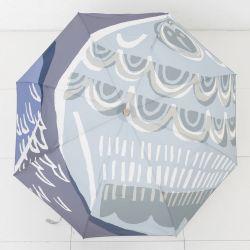 長傘 / フクロウ ブルー