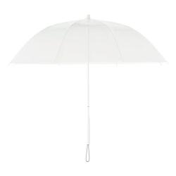 オールプラスチック傘 / ホワイト