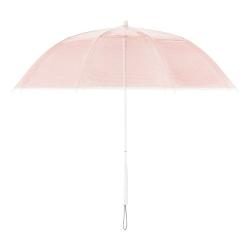 オールプラスチック傘 / レッド