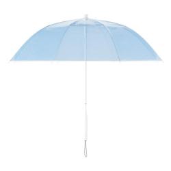 オールプラスチック傘 / ブルー