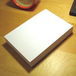 【アウトレット】 メモ帳 / DIN A5 (Artek / アルテック)