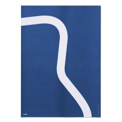 アウトラインポスター 41アームチェア