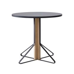 カアリテーブル REB003 / グレー φ80×H74cm