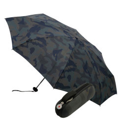 クニルプス X1 折畳み傘 / ウッドランドカモフラージュ (Knirps)