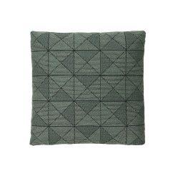 タイルクッション 50×50cm グリーン /  Tile Cushion