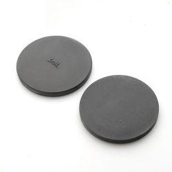 ラージコースター 2枚セット / ブラック