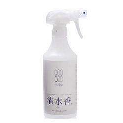 消臭・除菌・抗菌スプレー 清水香