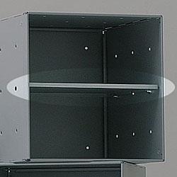 【アウトレット】 ユニットボックス(Qbo)棚板