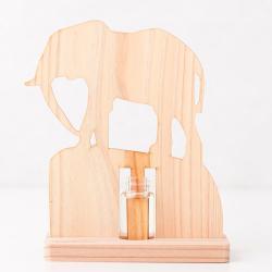 【アウトレット】 アニマルアロマ ゾウ / wood