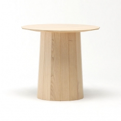 サイドテーブル / カラーウッドプレーンS (カリモクニュースタンダード)