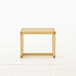 【アウトレット】 サイドテーブル / ナチュラル