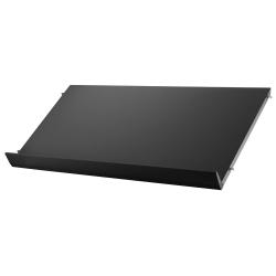 【アウトレット】 マガジンシェルフ 78×30cm / ブラック