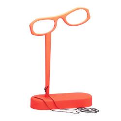 【アウトレット】 眼鏡型ルーペ / オレンジ (SEE HOME)