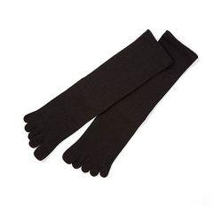 メンズ5本指靴下 / ブラック WSK-01-36