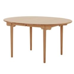ダイニングテーブル CH337 / オーク材 ホワイトオイルフィニッシュ