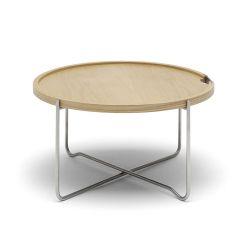 コーヒーテーブル オーク CH417 / オーク材・ウォルナット材 オイルフィニッシュ
