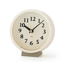 電波置き時計 / m clock