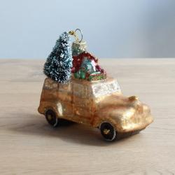 クリスマスオーナメント CAR / TRAILER (クリスマス)
