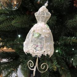 クリスマス ドレスオブジェ (クリスマス)