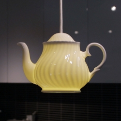 ペンダントライト LED電球 (Teapot2)