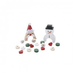 クリスマス ミニゲーム / オハジキ