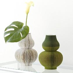 【アウトレット】 フラワーベース double belly vase