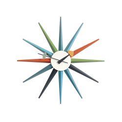 サンバーストクロック マルチ / Sunburst Clock