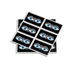 【アウトレット】ステッカー / Eyes ブルー