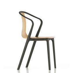 ベルヴィル アームチェア ウッド / Belleville Arm Chair Wood vitra