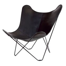 BKF Chair / ブラック (Cuero)