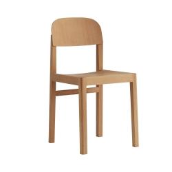 ワークショップチェア / オーク (muuto / Workshop Chair)