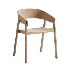 カバーチェア / オーク (muuto / Cover Chair)